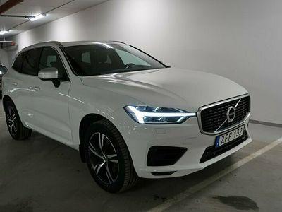 begagnad Volvo XC60 T8 AWD R-Design 2018, SUV Pris 479 000 kr