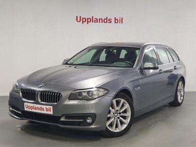 begagnad BMW 520 Da XDRiVE TOURING EU6 190HK LEASEBAR