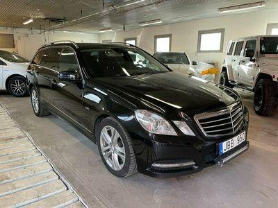 begagnad Mercedes E250 CDI BlueEFFICIENCY 5G-Tronic 204hk