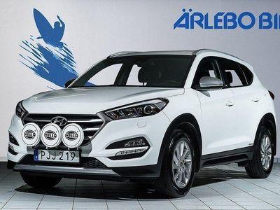 begagnad Hyundai Tucson 1.7 CRDi 141hk Aut Move