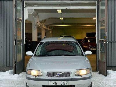 begagnad Volvo V70 2.4 1 Ägare 0:kontant 0: Ränta