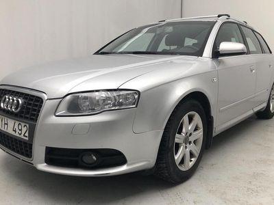 begagnad Audi A4 2.0T Avant quattro