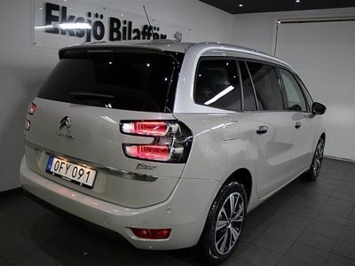begagnad Citroën Grand C4 Picasso BlueHDi 120 EAT6 Feel Lounge Pack Drive Pack