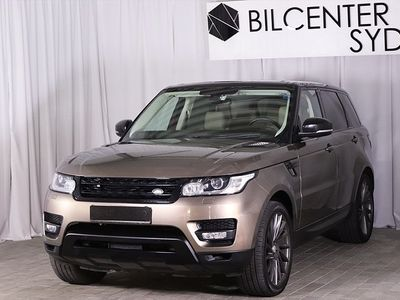 begagnad Land Rover Range Rover Sport 3.0 SDV6 4WD Automatisk, 292hk