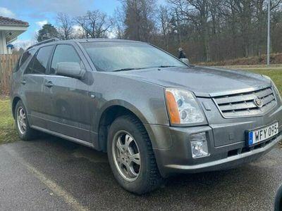 begagnad Cadillac SRX