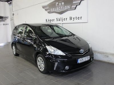 begagnad Toyota Prius+ 1.8 VVT-i + 7-sits 136hk