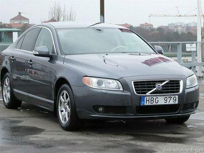 begagnad Volvo S80 2.0F 145hk Momentum