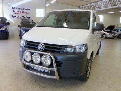 begagnad VW Transporter Skåp TDI 180 hk DSG/Automat AC -10