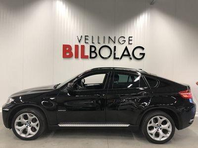 begagnad BMW X6 xDrive50i Steptronic Sport Line 408hk