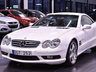 begagnad Mercedes SL500 5G-Tronic 306hk AMG-Pake