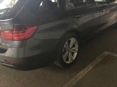 begagnad BMW 318 D / Sport Line / 1600 mil Drag-krok -15