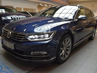 begagnad VW Passat 2.0 TSI GTS 4Motion R-line Webasto Krok 2016, Personbil 289 900 kr