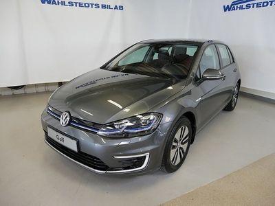 begagnad VW Golf E- Pluspaket