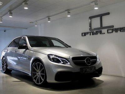 brugt Mercedes S63 AMG EAMG 585HK Svensksåld -14