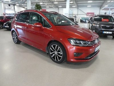 begagnad VW Golf Sportsvan 1.4 TSI DSG Sekventiell Highline Plus Euro 6 150h