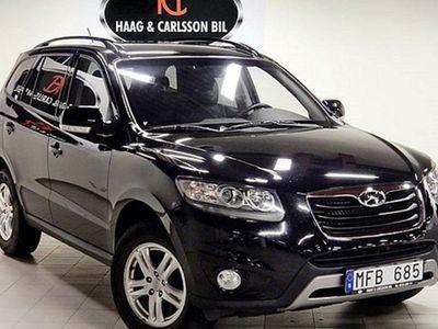 begagnad Hyundai Santa Fe 2,2 Crdi A6 Business 5