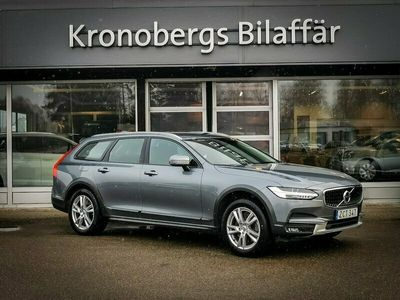 begagnad Volvo V90 CC D4 AWD Geartronic Momentum Plus *MOMS*