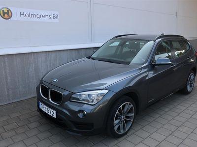 begagnad BMW X1 xDrive 20d Sportline Navi Drag Aut