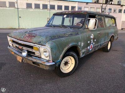 begagnad Chevrolet Suburban station wagon cs 1200