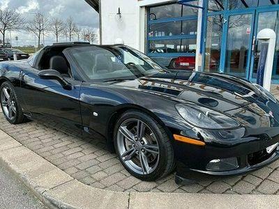 begagnad Chevrolet Corvette C6 Targa 2009, Personbil Pris 369 000 kr