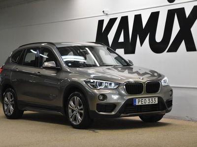 begagnad BMW X1 xDrive20d Sport Line 190hk