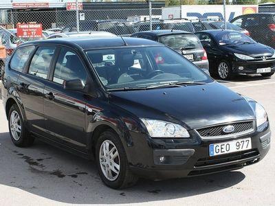 used Ford Focus Combi 1.8 Duratec Flexifuel 125hk -07