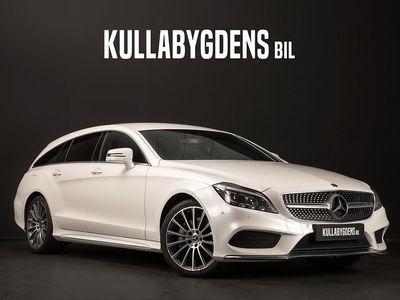 begagnad Mercedes CLS350 4M SB AMG |H&K | Drag| 3 Års Garanti