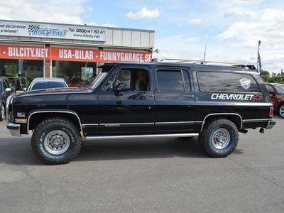 begagnad Chevrolet Suburban Suburban1987 Cummins -87