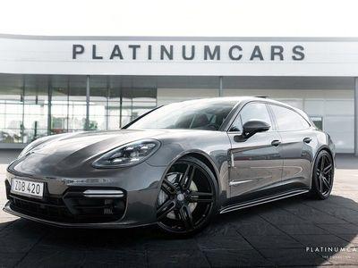 begagnad Porsche Panamera 4S Sport Turismo PDK Sport Chrono / SV.SÅLD