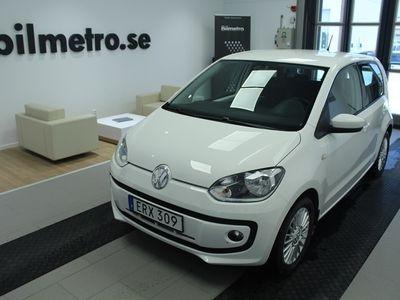 begagnad VW up! High 75HK Nav/Farthållare/V-Hjul