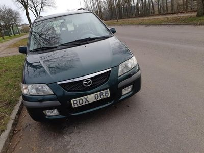 begagnad Mazda Premacy