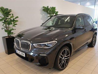 begagnad BMW X5 xDrive 40i M Sport Innovation Travel Winter Laserlight