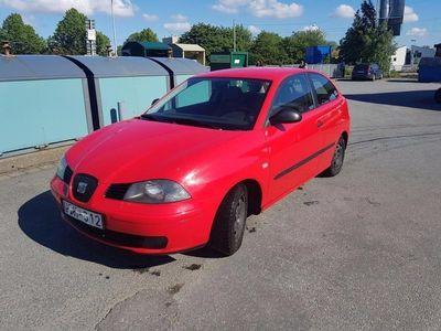 begagnad Seat Ibiza 1,2 SoV däck