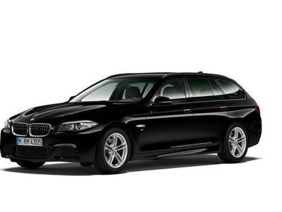 begagnad BMW 520 d xDrive Touring M Paket
