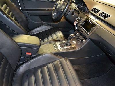 begagnad VW Passat TDI 177 DSG 4M GT Variant