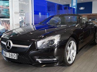 begagnad Mercedes 350 SL BenzAMG Sport 2013, Cab 499 000 kr