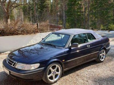 begagnad Saab 900 Cabriolet -97