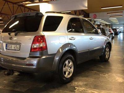 begagnad Kia Sorento 2,5 CRDI EX