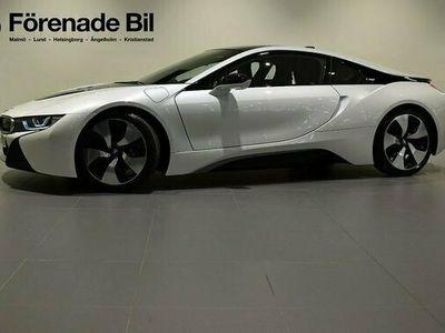 begagnad BMW i8 Coupe Nav Head Up H K 2020, Sportkupé Pris 1 295 000 kr
