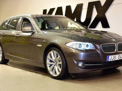 begagnad BMW 525 d xDrive Comfort Drag 2013, Personbil 167 900 kr