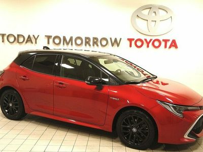 begagnad Toyota Corolla Hybrid 2.0 VVT-i CVT Euro 6 180hk