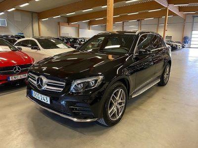 begagnad Mercedes GLC220 D 4-MATIC AMG Aut, Nav, Drag, Värmare, Distronic