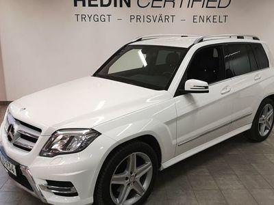 gebraucht Mercedes GLK220 220 CDI 4MATIC BLUEEFFICIENCY // 1 Ägare // Vinterdäck