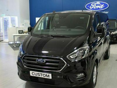 begagnad Ford Custom TRANSITDubbelhytt