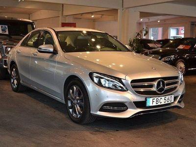 begagnad Mercedes C220 d Aut 4Matic Gps Drag Eur