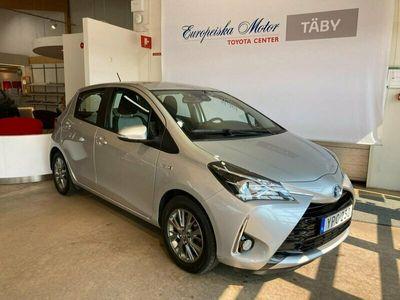 begagnad Toyota Yaris Hybrid 5D Active, Comfort (Vinterhjul)