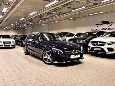 begagnad Mercedes C300 231HK 7G-Tronic Plus AMG LINE EURO 6