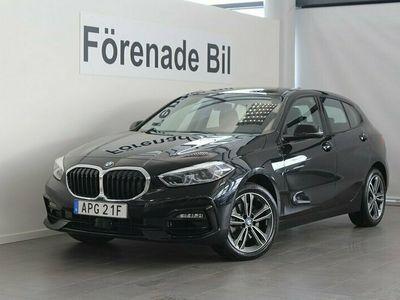begagnad BMW 118 i Model Sport Aut 2021, Halvkombi Pris 289 000 kr