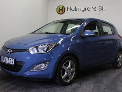 gebraucht Hyundai i20 1.4 (100hk) Aut Premium