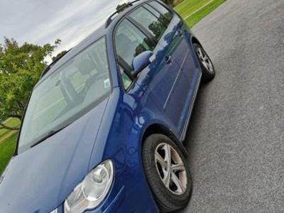 begagnad VW Touran 1.4 TSI -07
